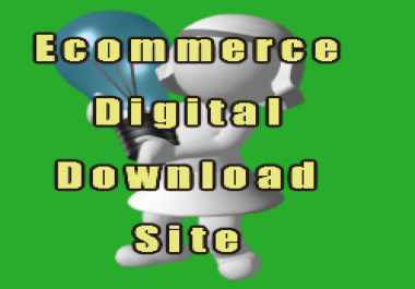 Commercial paypal ecommerce website