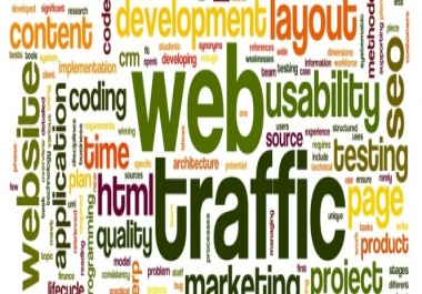 Targeted Traffic to Website.