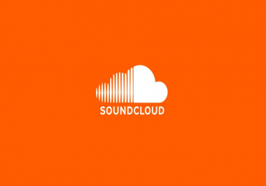 100,000 Soundcloud Followers Guarantee NON Dropping all with profile pictures and real looking