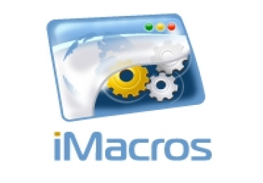 I want a script for Imacros to increase the views of YouTube