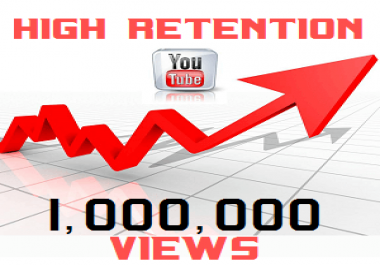 Buy 1m Youtube Views