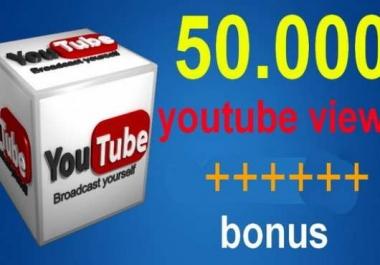50K Youtube views no drop