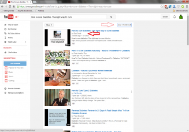 i need my youtube video in youtube top 1 st page