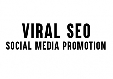 Need to Viral YouTube SEO Social Media Promotion