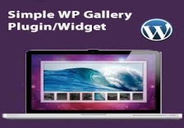 wordpress press plugin for gallery