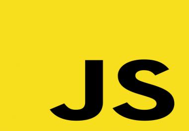 I want a Simple Java Script Code