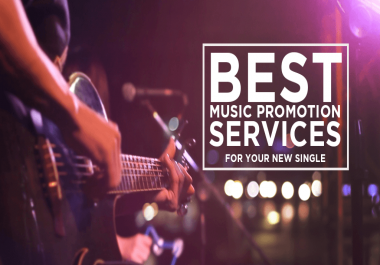 Need Music Promotion example Music Blogs etc