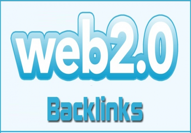 I need 150 High DA PA WEB 2.0 Backlinks for My Website