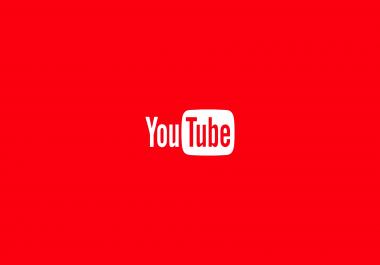 Need 100K NonDrop YouTube Views