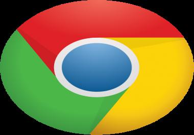 Beta Test our Chrome Extension