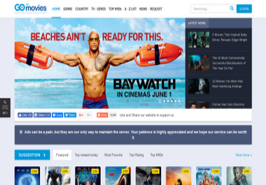 SELLING 123movies/gomovies Theme Available