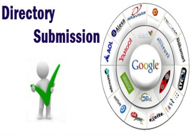 20 directory submission with HIGH DA PA