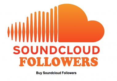 SOUNDCLOUD FOLLOWERS FOR CHEAP
