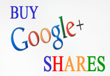 NEED Google+ Shares supplier - must be tractable with social signals sites