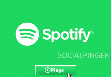Monthly 500k Plays for 1 Spotify song