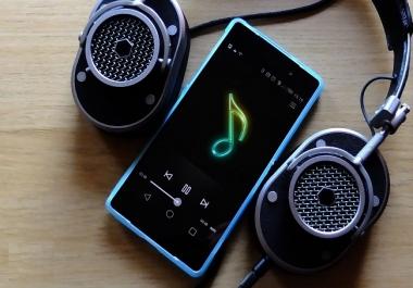 ITunes and Deezer music streams/plays