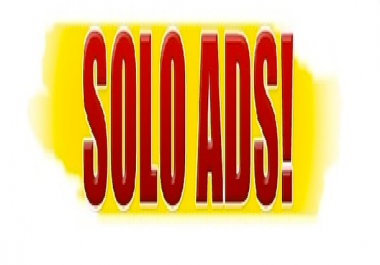 need quality solo ad service
