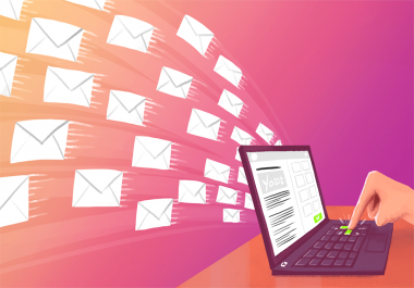 it is necessary to trollar the person's email with thousands of messages repeated.
