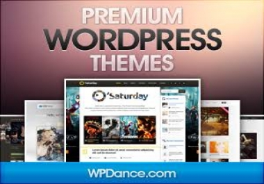 Can you provide wordpress premium themes and plugins