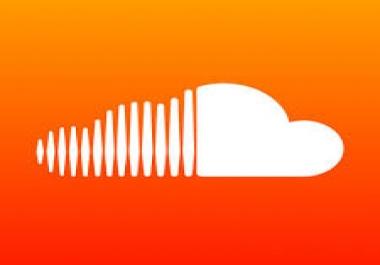 Soundcloud Plays 30-60 seconds each