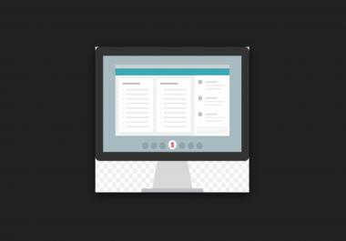 Notification Desktop App to work on MAC and Windows