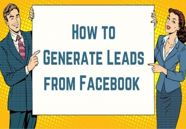 Excellent secret how To generate Daily 20 to 25 Leads from Facebook.