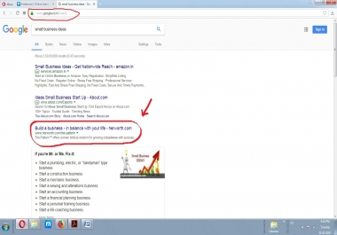 Want 04 Keyword Rank On Google co. in First Page Under 1 Month
