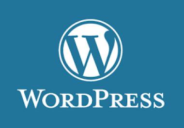 Create 60 Wordpress blogs - INSTANT PAYMENT