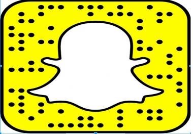 I need 500 Snapchat followers