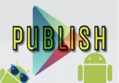 PUBLISH Android application to play store