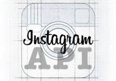 Need php programmer to fix instagram script