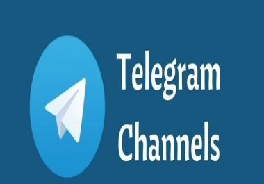 Need 1000 tele-gram channel member