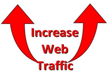 Need 100k Real Human Traffic