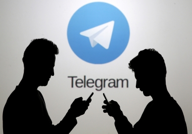 Add Real and Active 5,000 Telegram Channel Members