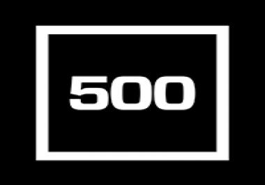 500 legit / quick YT viewz