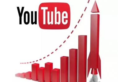 YouTube LIVESTREAM views min 15 Max 25