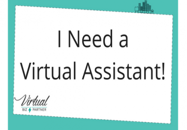 Virtual Assistants from India Needed