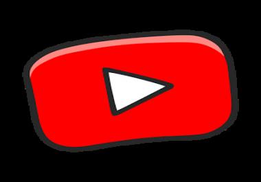 6,000 views per video full time job