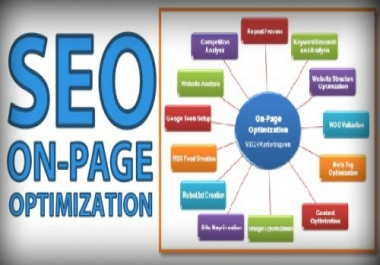 i want SEO on page for a website