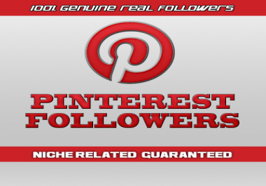 800 pinterest followers need urgent