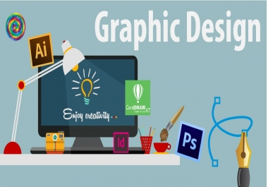 I create and design Pro Logo, cartoon image, banners, fliers and business cards