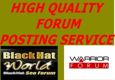usa money related forum posting