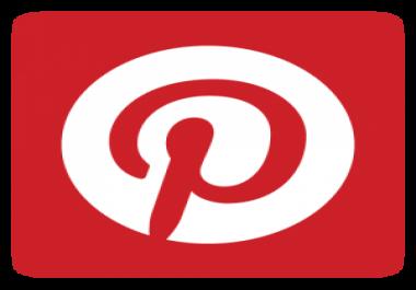 Custom Pinterest Job
