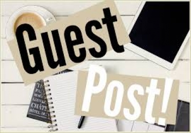 I need guests post. I will provide articles but need sites with good metrics