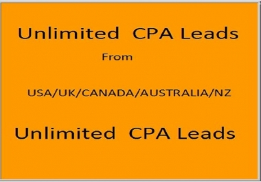I want leads for my cpa program