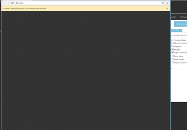 Need somebody can fix Selenium issue on my Chrome