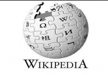 I need wikipedia backlink