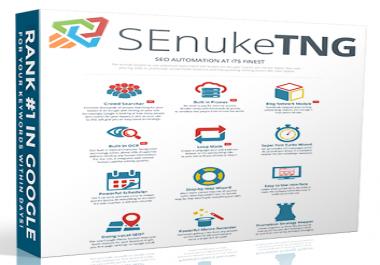 buy Senuke TNG&nbsp FRESH & WORKINg LIST