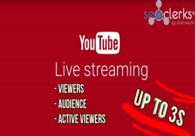 LiveViewers Livestream
