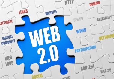 Manually web 2.0 blog creation